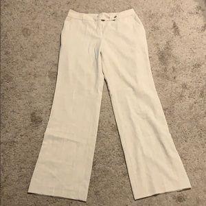 Calvin Klein size 6 wide leg pants